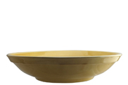 Yellow big fruit bowl montgri