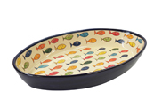 Coloured-fish-Oval-tray