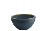 Blue small round bowl montgri
